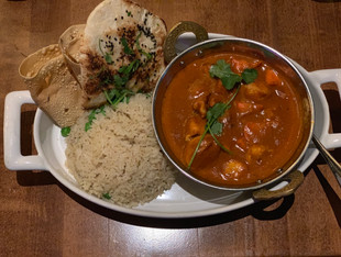 Bombay Butter chicken