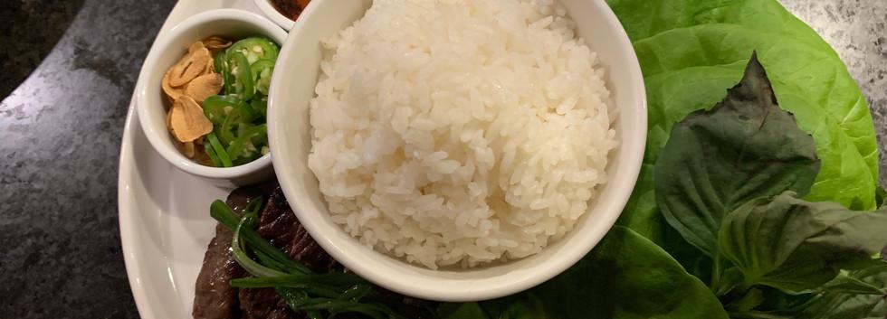 Lettuce Wraps (Sangchu Ssäm)