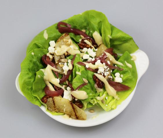 Tsuut'ina Harvest Salad