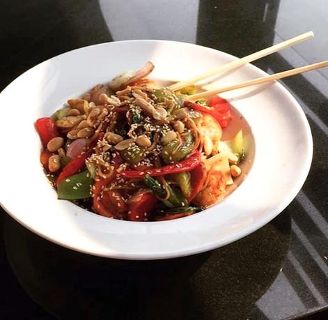 chicken hunan kung pao