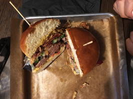 Tipsy Texan Sandwich