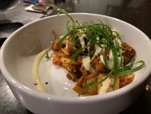 Crispy Tofu (Dubu Kimchi)