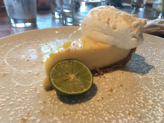 Cactus Club - Key Lime Pie