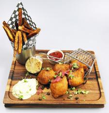 Haddock Fish and Chips