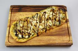 Wild Mushroom and Crispy Sage Flatbread