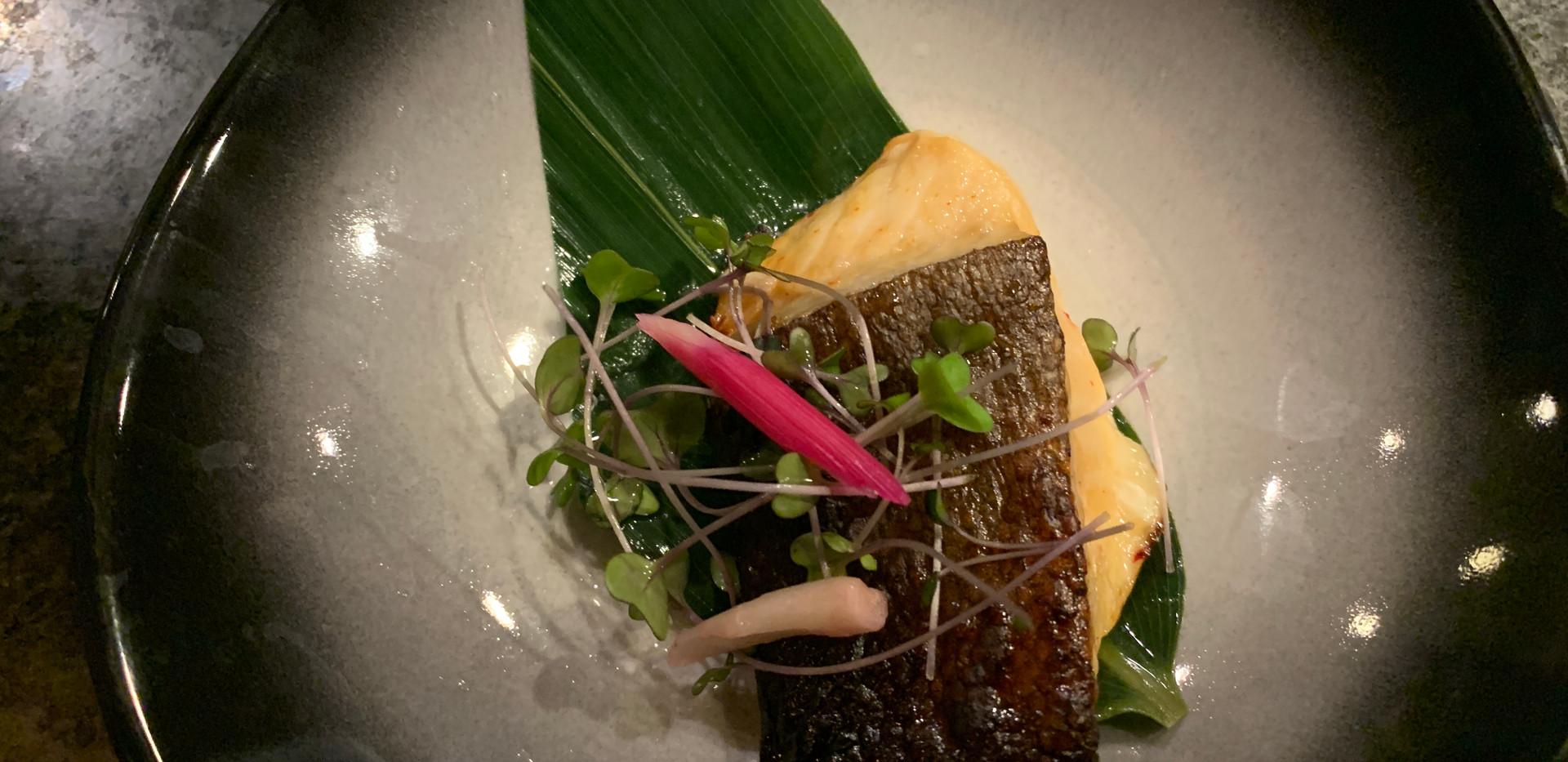 Roasted Black Cod (Eundaegu Gui)