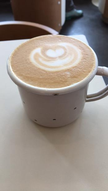 Monogram Coffee - Condensed Milk Latte