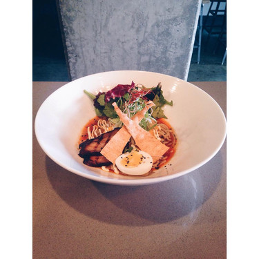 Feature Ramen - Grilled Chesse