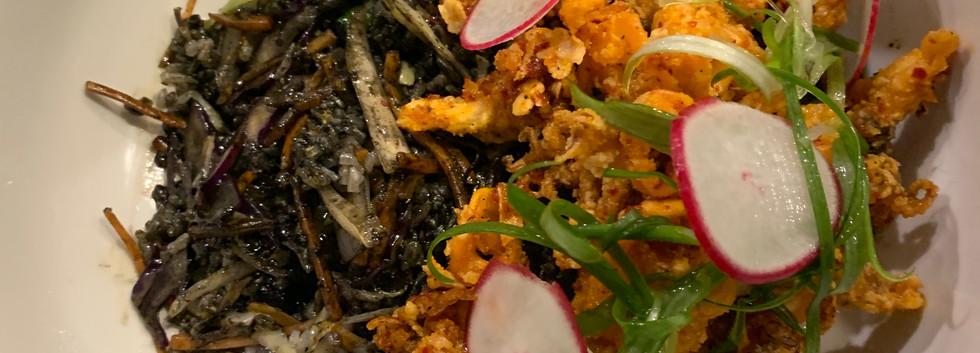 Spicy Squid Fried Rice (Ojinga Bokkumbap)