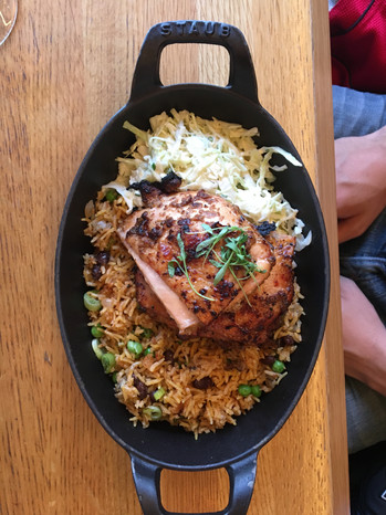 Earls - Jamaican Jerk Chicken