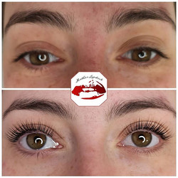 Lash lift and tint is a game changer! ❤️