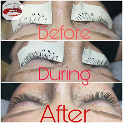 If you have blonde or light brown lashes