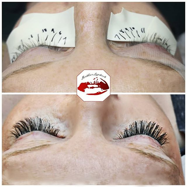 Beautiful set of classic lashes for my c