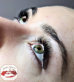 Hybrid infills using some classic lashes