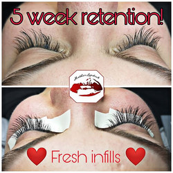 These lashes have Ben to Vegas and back!