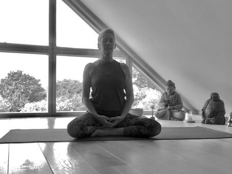 Yoga and Meditation To Build Resilience