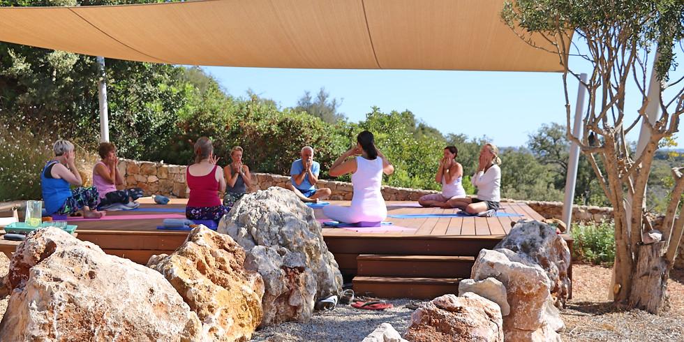 Yoga and Mindfulness Retreat Casa Vida 2020