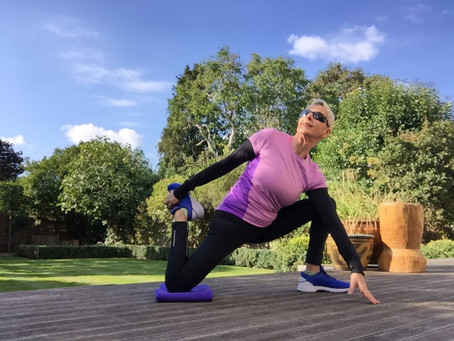 Why Yoga Improves Running Performance