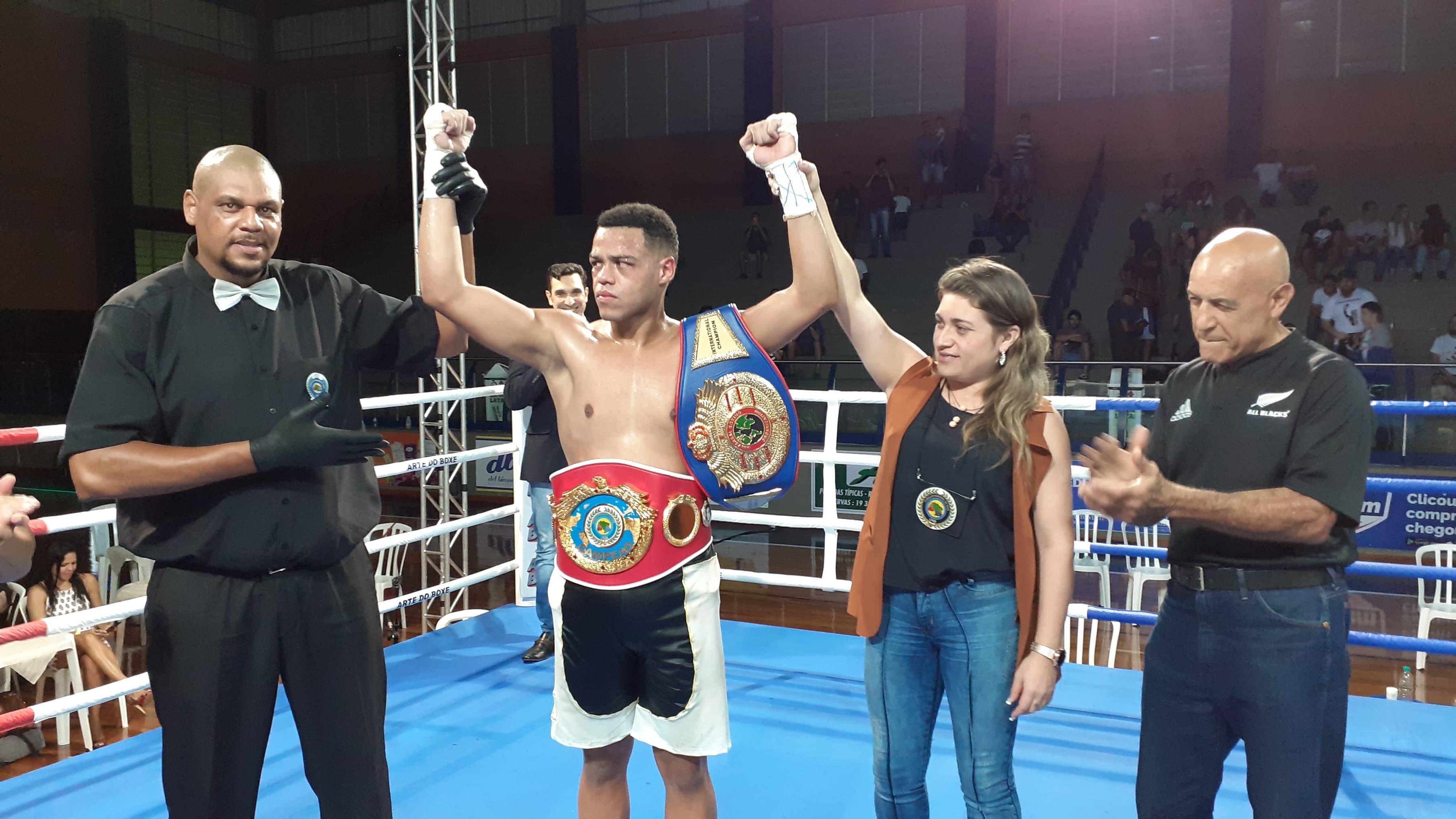 Matheus Da Silva Campeão Brasileiro
