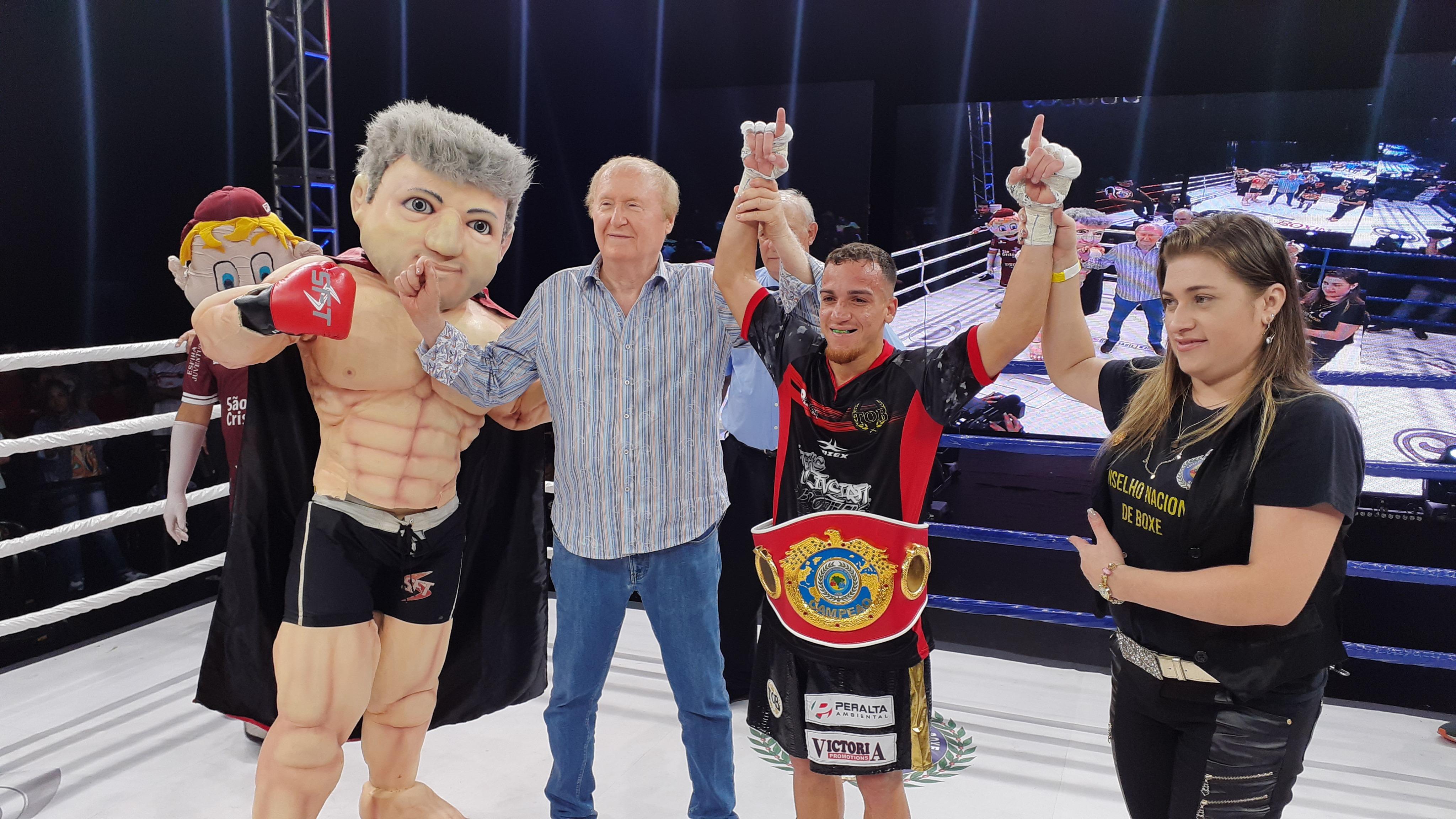 Rubens Diego Campeão Brasileiro