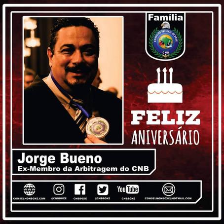 Feliz Aniversário Jorge Bueno