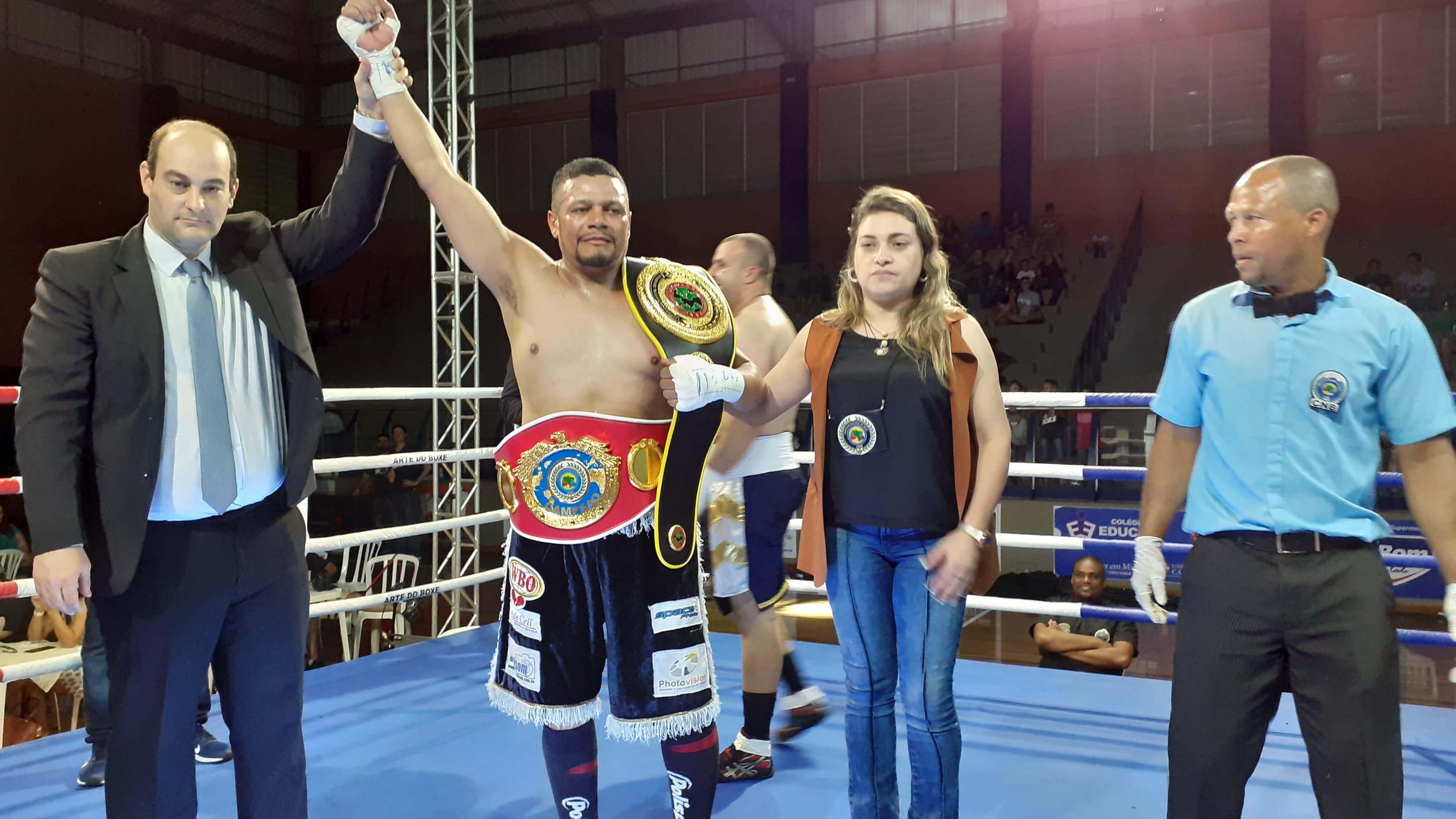 Edson Borges Campeão Brasileiro