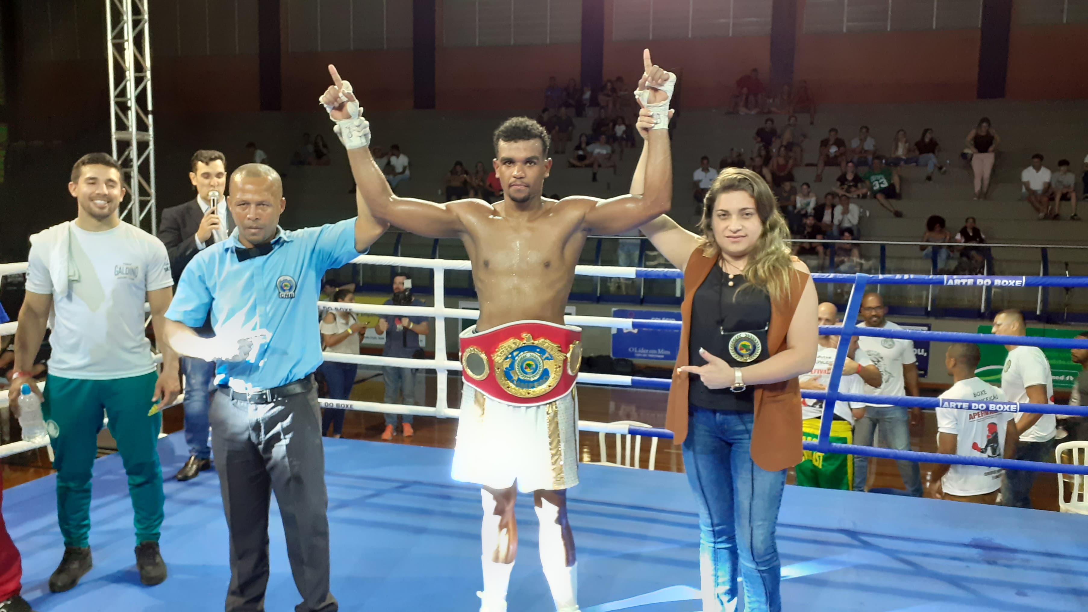 Vinicius De Santa Campeão Brasileiro