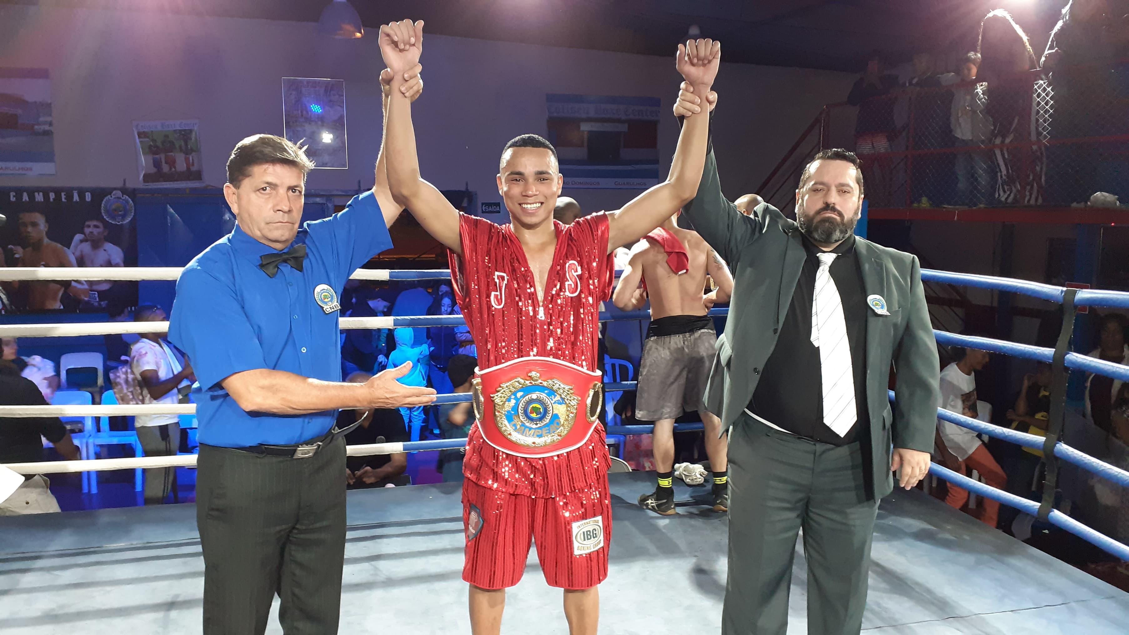 Jonhatan Cardoso Campeão Brasileiro