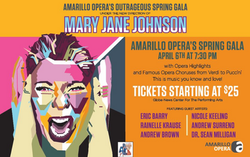 Amarillo Opera's Spring Gala