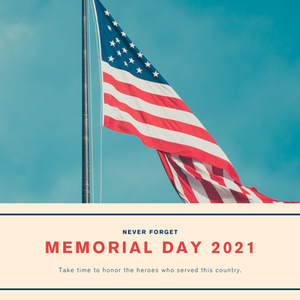 A Moment of Silence: Reflecting on Memorial Day