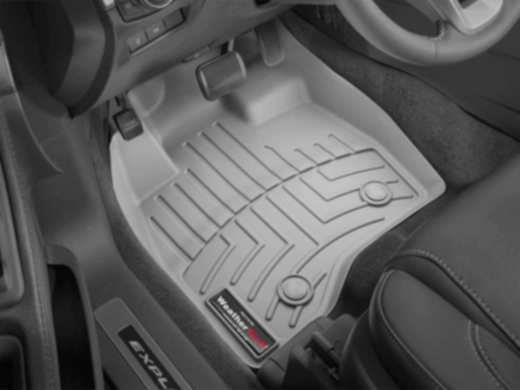 The beautiful fit of the WeatherTech floor liners perfectly mirror the floor pan of your vehicle to ensure maximum protection of the carpeted surface.
