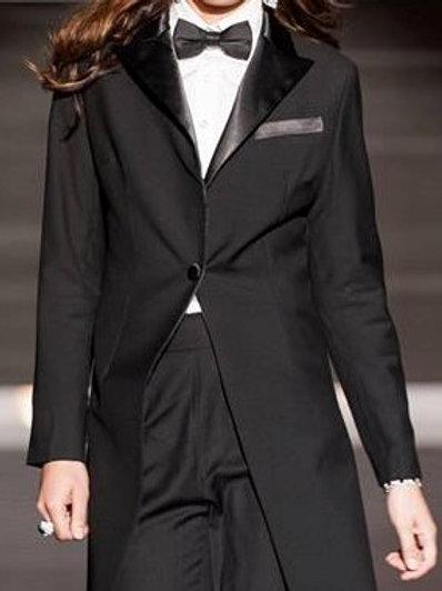 JOPLIN Tuxedo Coat