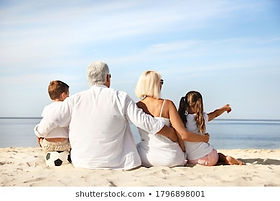 cute-little-children-grandparents-spendi