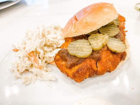 Recipe   Nashville Hot Chicken