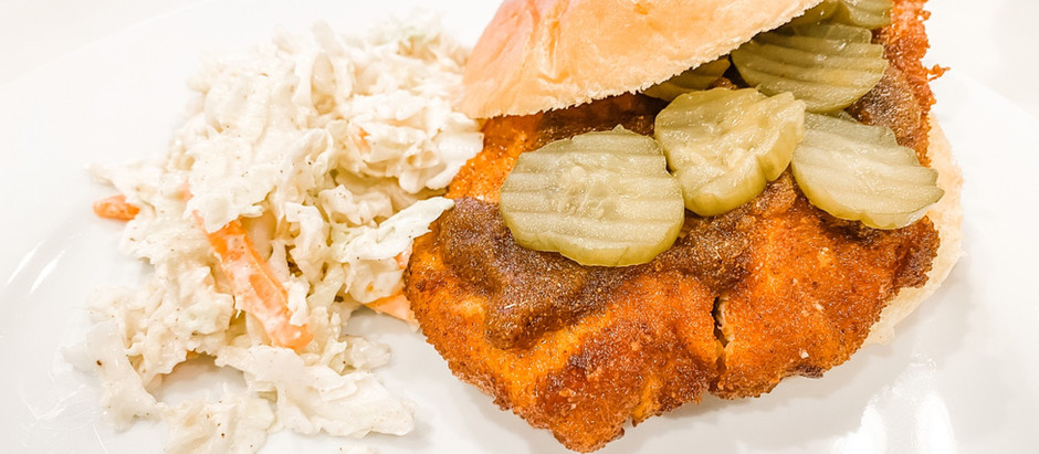 Recipe | Nashville Hot Chicken