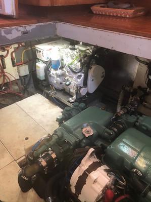 Engine and Generator