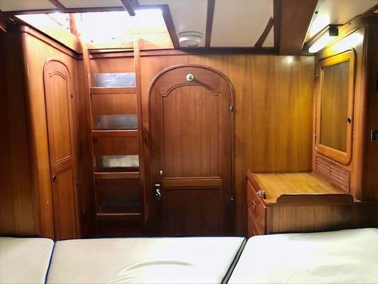 V-Berth Cabin looking aft