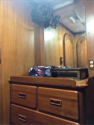 Cabin 2 storage
