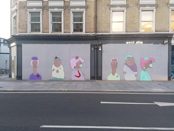 Tottenham Court Rd, Bloomsbury