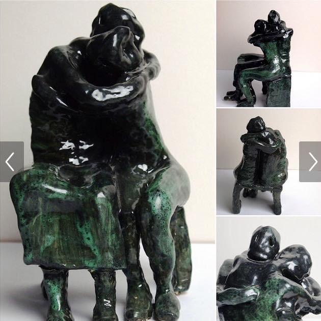 Ceramic sculpture  2014