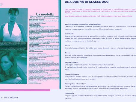 Una donna di classe oggi: 8 consigli