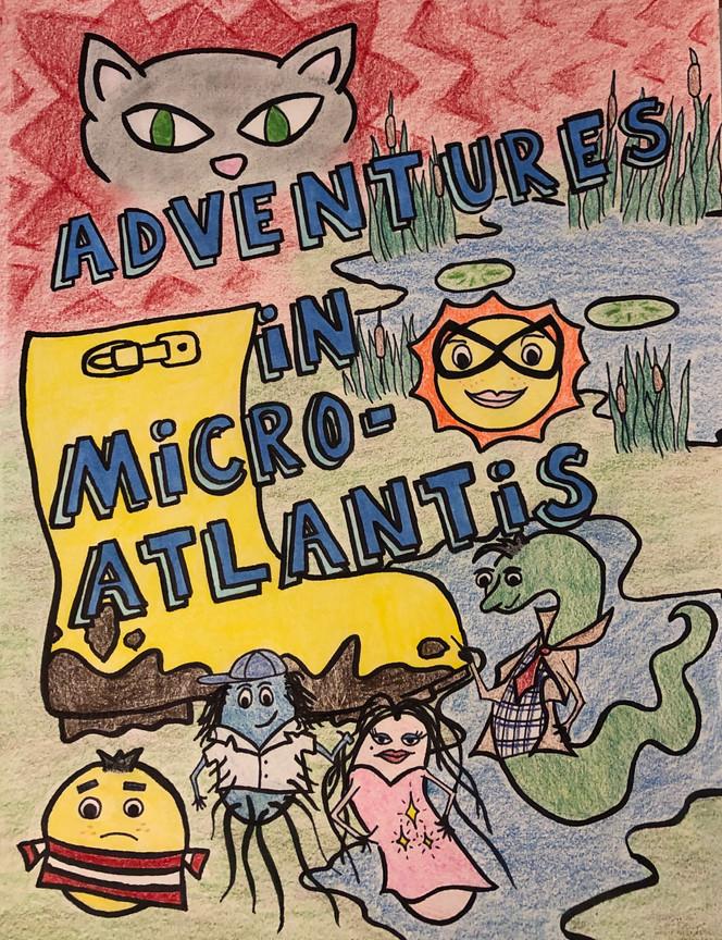 Artist in Resdience artwork; Adventures