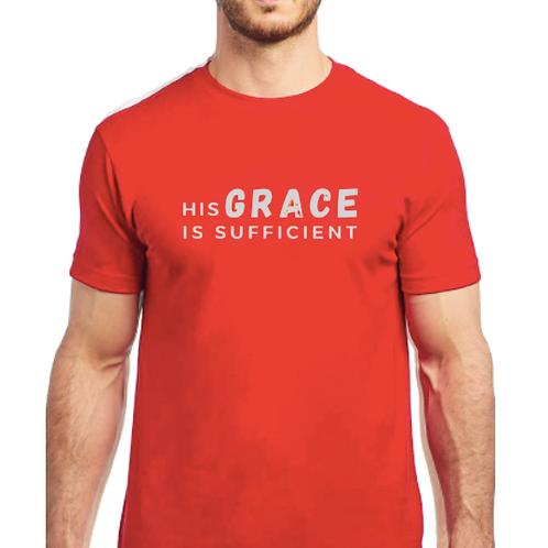 His grace is sufficient - Unisex