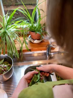 Barbara-Kenner-Küche-Spinat-putzen-hoch