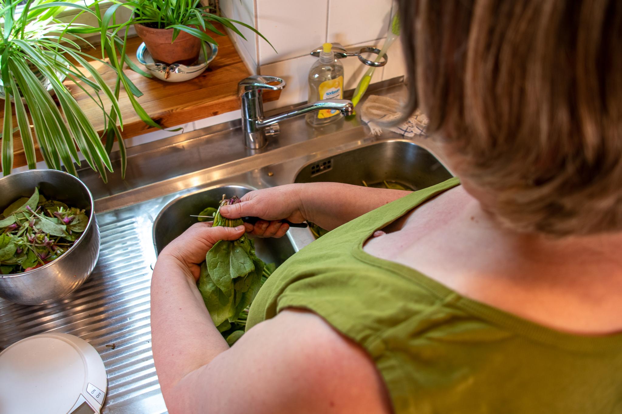 Barbara-Kenner-Küche-Spinat-putzen.jpg