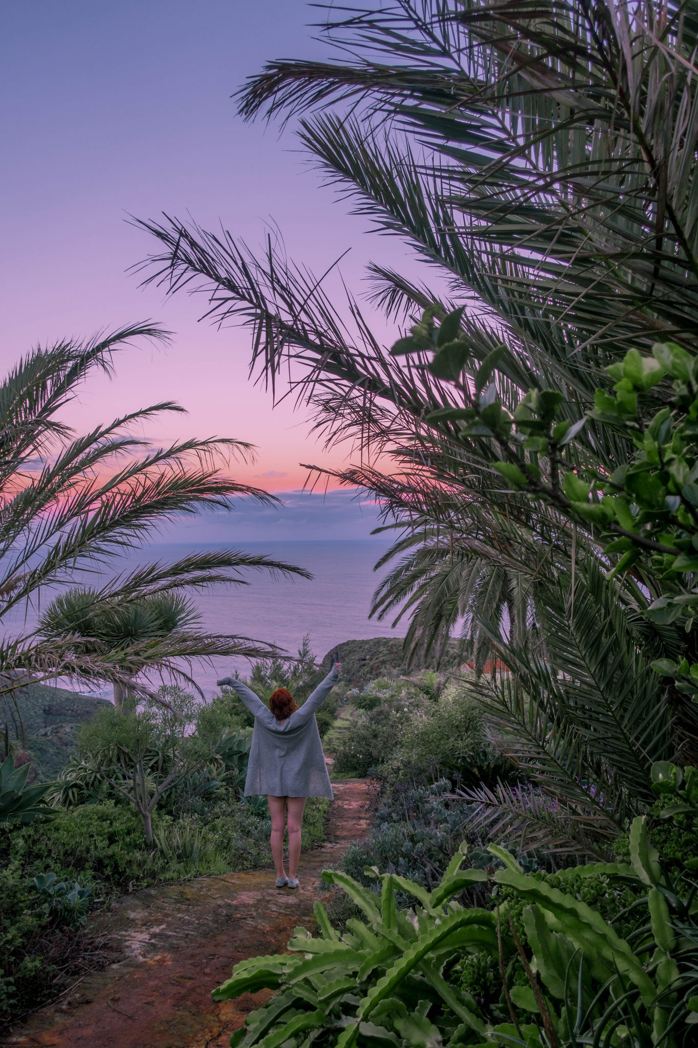 Luise-Kenner-Reisebloggerin-Falubeli-La-Palma-Sonnenaufgang