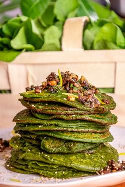 Kenner-Küche-rezept-Spinat-Pancakes-nah-
