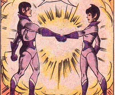 Wonder Twin Powers Activate!  Part II