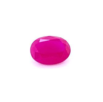 Rubis de synthèse   1,75 ct