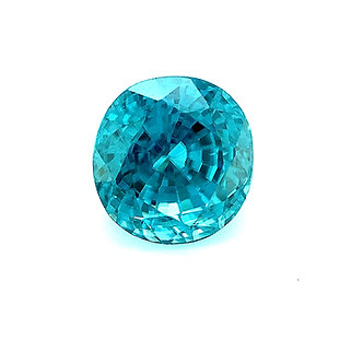 Cambolite : Zircon bleu du Cambodge   7,42 ct